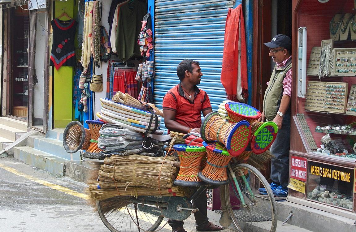 Thamel vendor