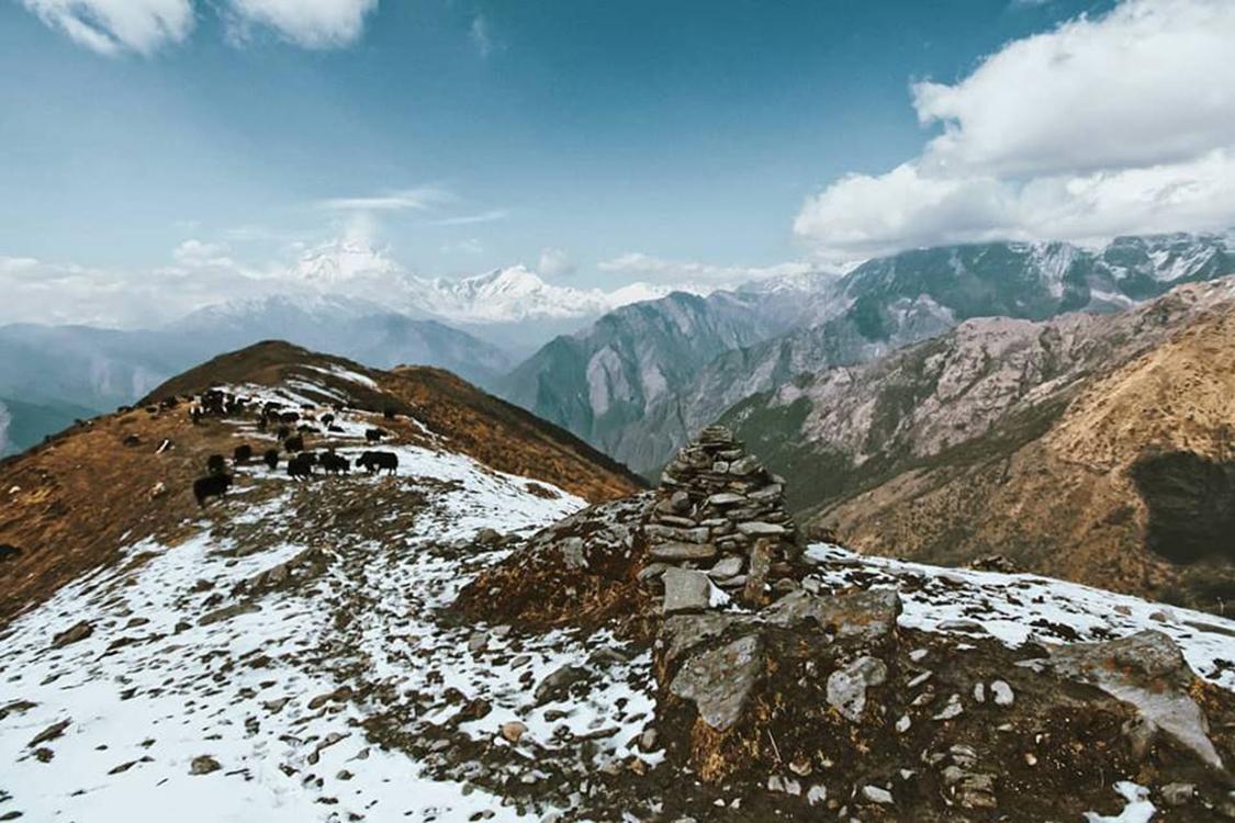 Khopra Danda( Ridge)