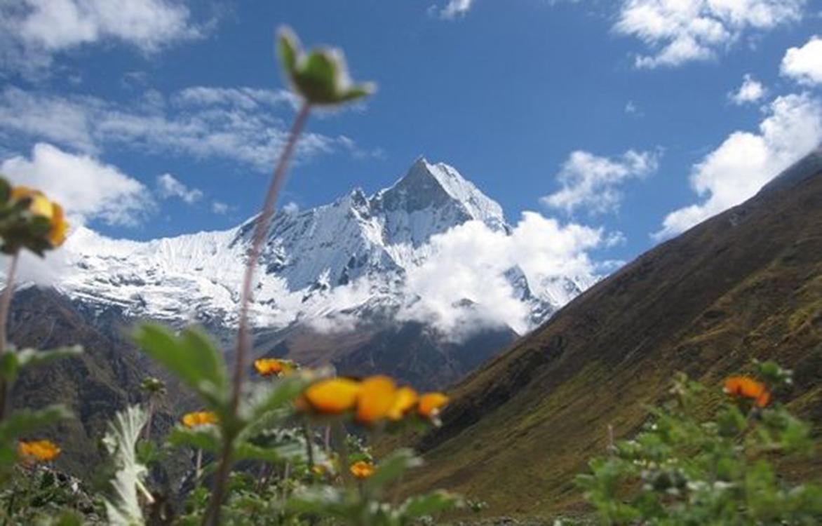 Panpoche Himal