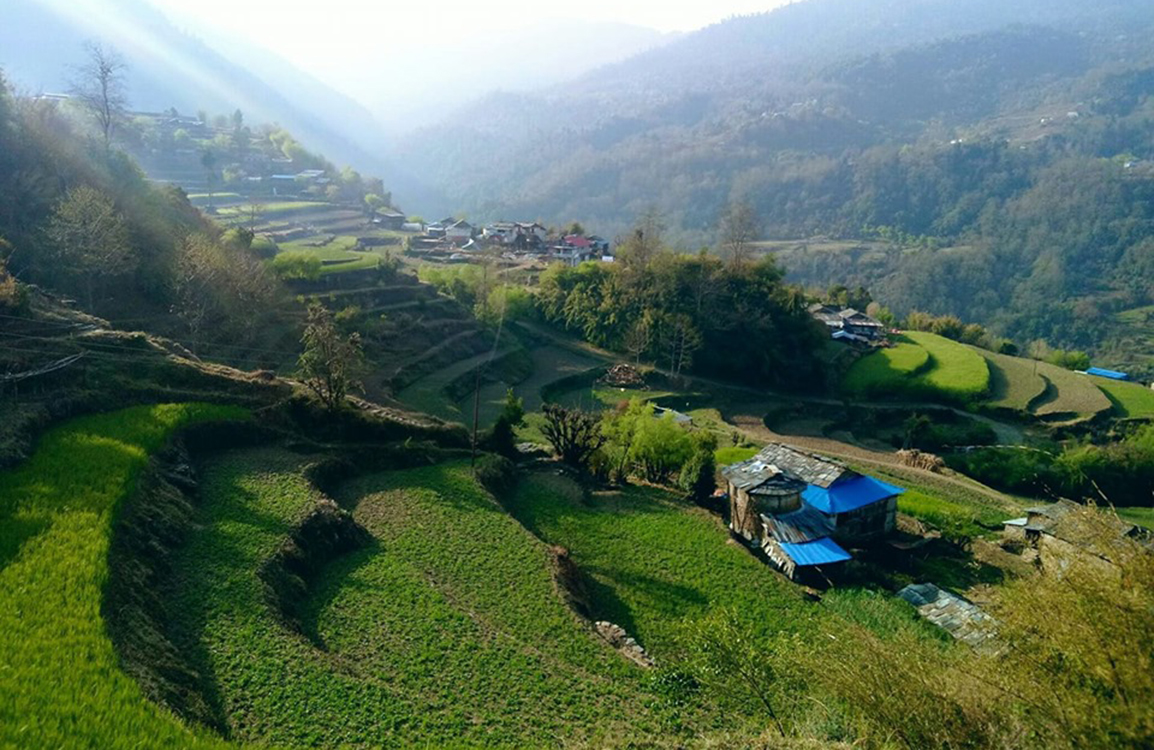 Swanta village