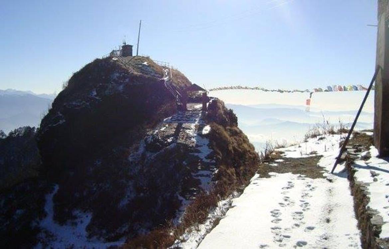 Kalinchowk Hill