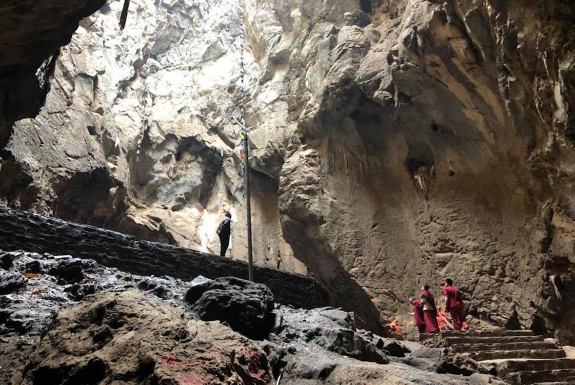 Maratika cave