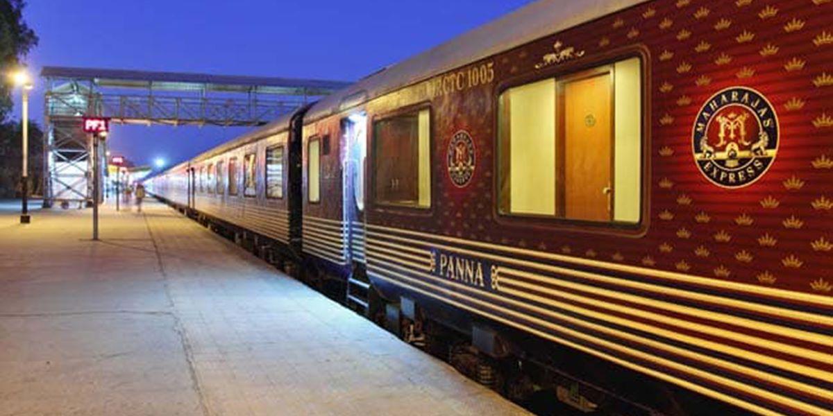 IRCTC train