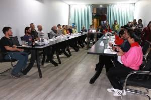 Press meet about Biwak in Kathmandu