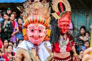 Lakhe Dance - Photo: Abin Shrestha