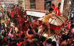Panauti Jatra Photo Rikesh Pradhan