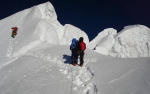 Naya Kanga peak expedition